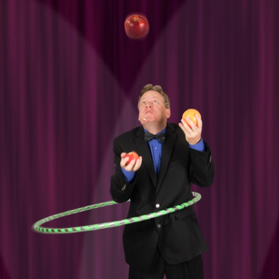 Apple Juggler